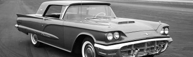 Ford Thunderbird 1960