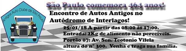 Encontro Interlagos 2018