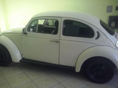 FUSCA 1600 8V - 1974